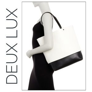 Deux Lux Azure Tote Bag